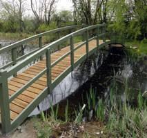Completed Bridge Sage Green