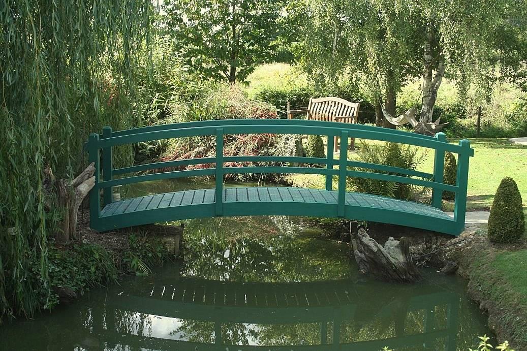 Completed Bridge Monet Teal
